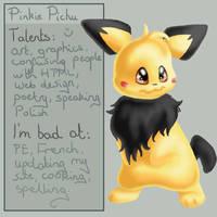 Finally, a new ID :D by Pinkie-Pichu