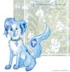 GreyhoundTimmy Giftart