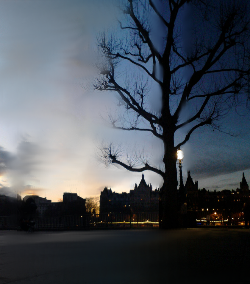 London - Time Elapse by UnknownEmerald