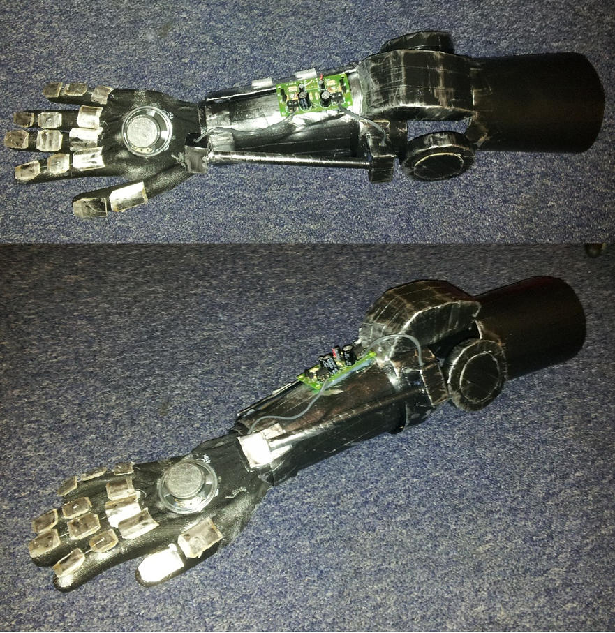 Halo Reach Gungnir Armor Progress 4 by UnknownEmerald