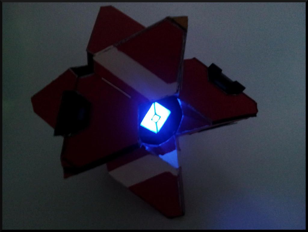 Destiny prop ghost at night by unknownemerald on deviantart