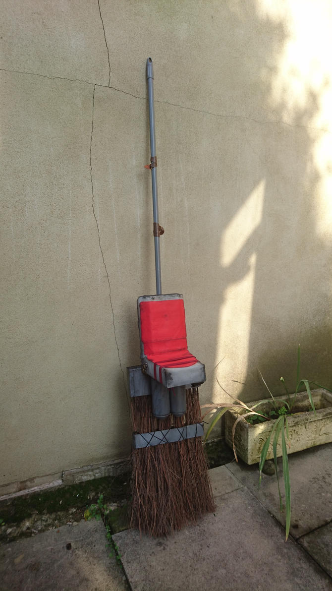 Destiny Prop - Lost Broom [Pic 1] by UnknownEmerald
