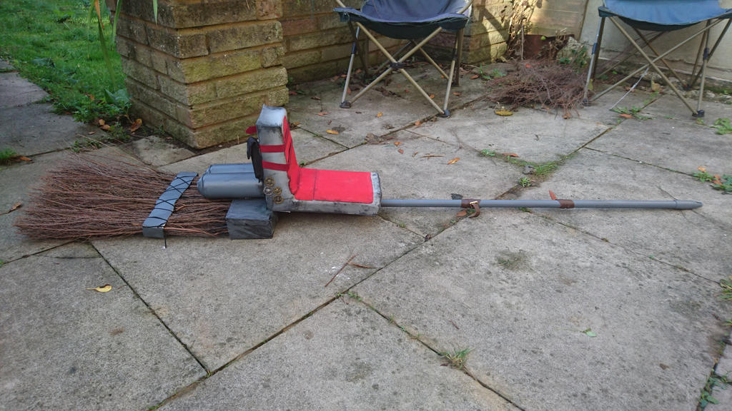 Destiny Prop - Lost Broom [Pic 3] by UnknownEmerald