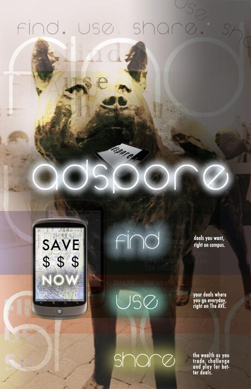 AdSpore Poster N. 364 by mannicken