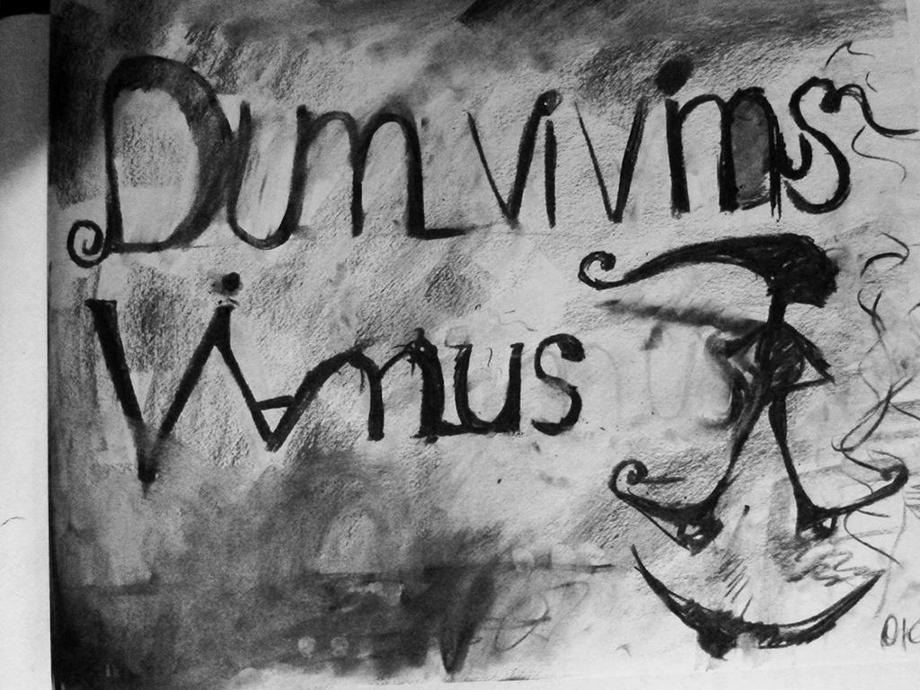 Dum Vivimus Vivamus by mannicken
