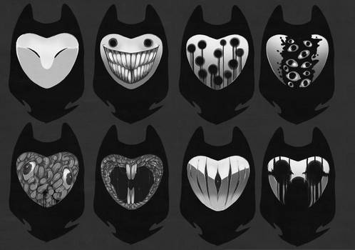 Masks of Ah