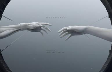 Westworld by MichaelRobson
