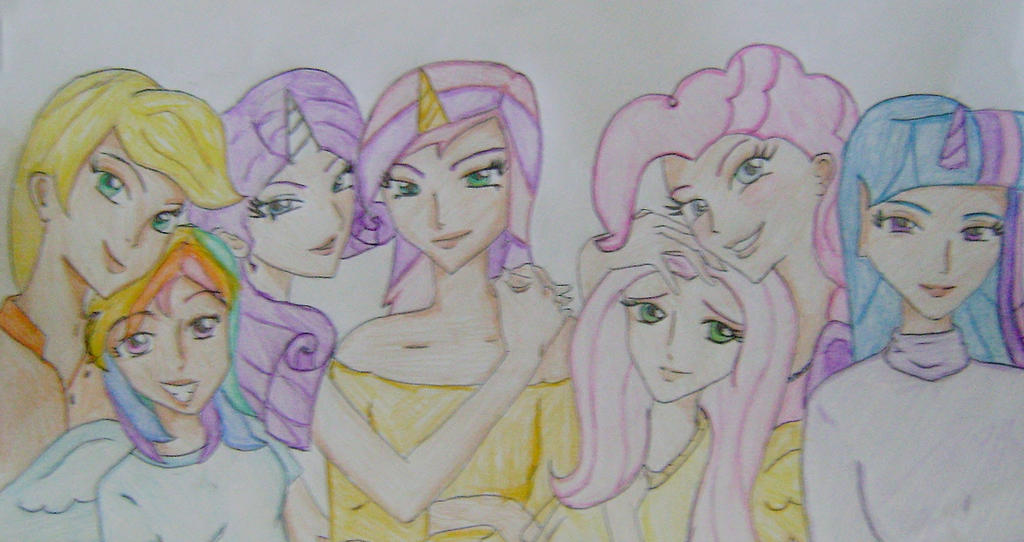 The Gang's all here. by bookxworm89