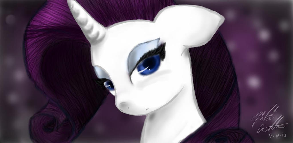 Rarity by bookxworm89