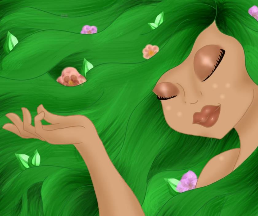 Finished Gaia by bookxworm89
