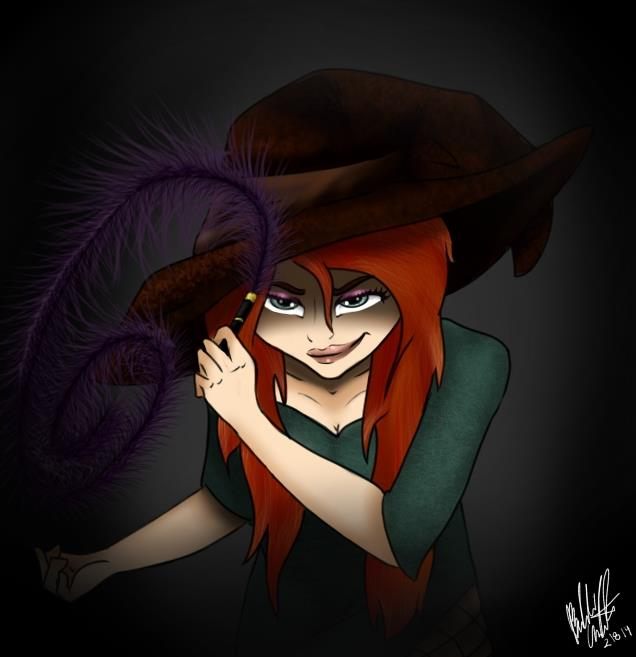 witch Me 2 by bookxworm89