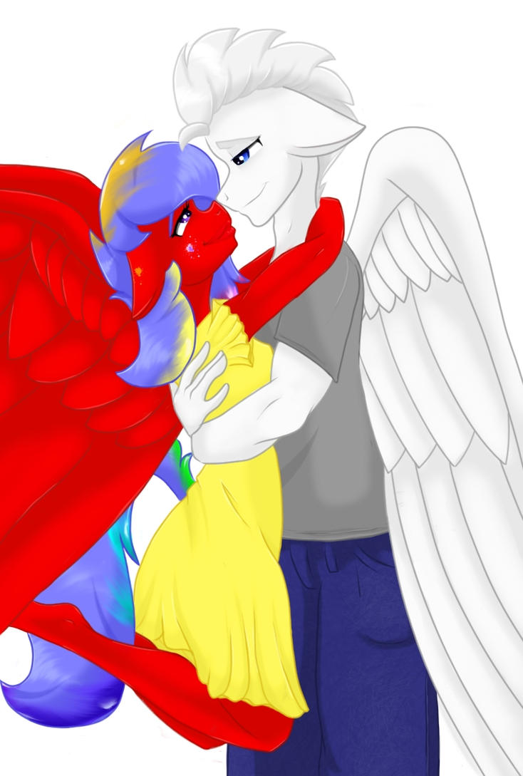 Lovers by bookxworm89