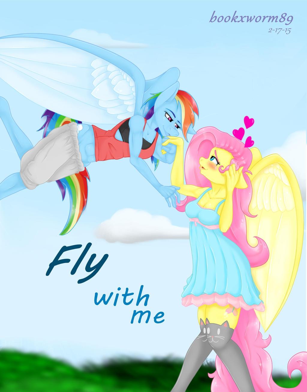 Flutterdash by bookxworm89