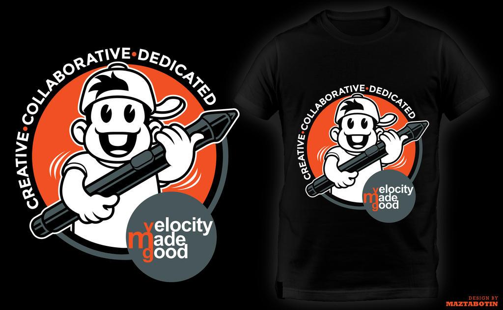 VMG Tshirt Design Contest by maztabotin