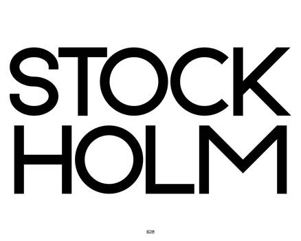Stockholm :}