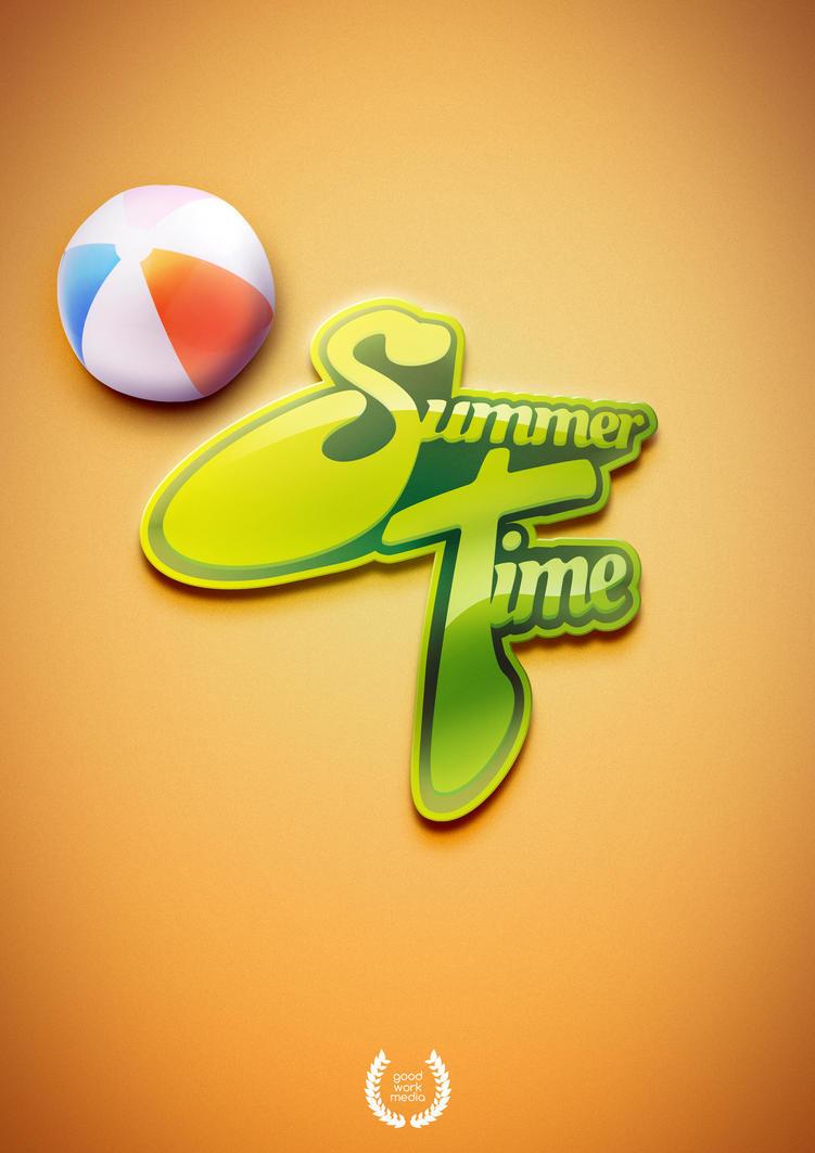 Summertime by elka (good work media) by elka