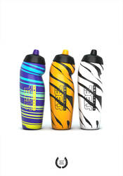 Steel Nutrition Waterbottles