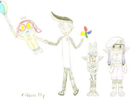 Team Toybox by ribbonfly
