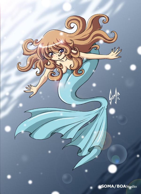 Mermaid by BOAStudio