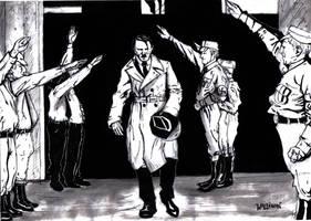 Nazi by satangos