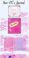 OC Journal Meme With Carmine
