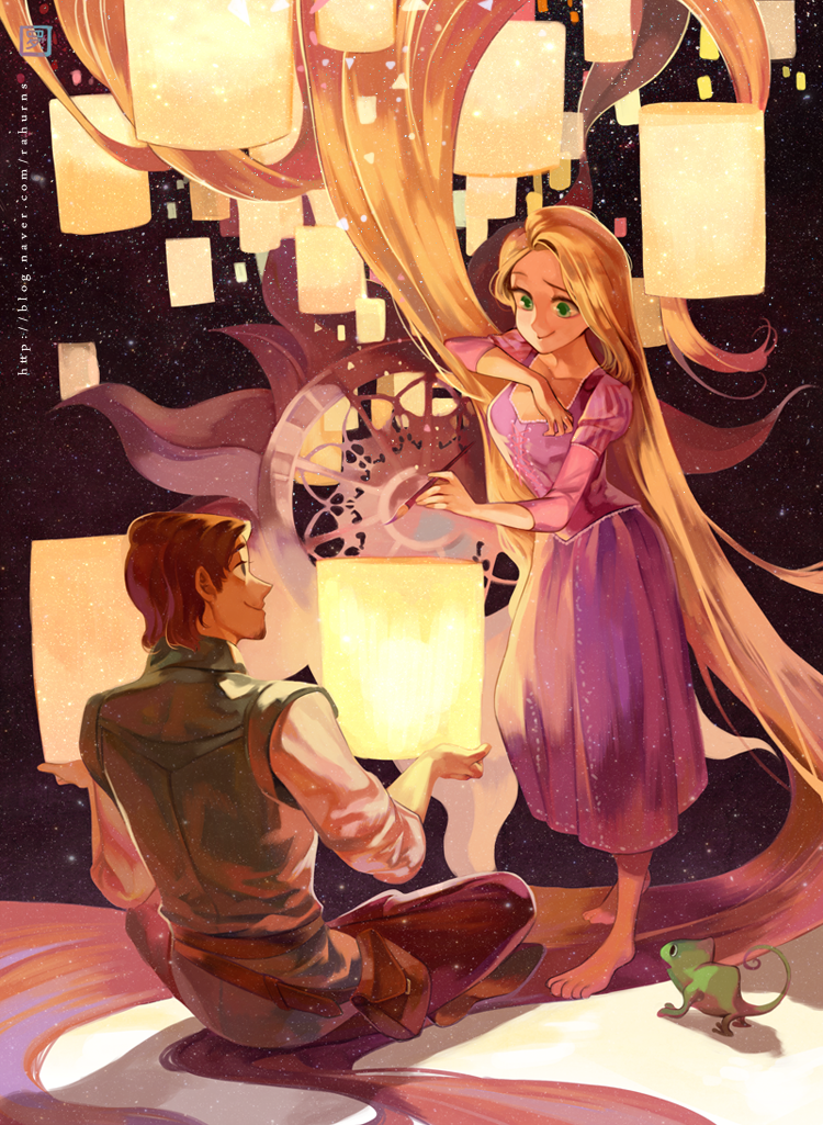 Tangled by rahurns