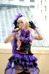 Sheryl Nome Carddass Master Cosplay
