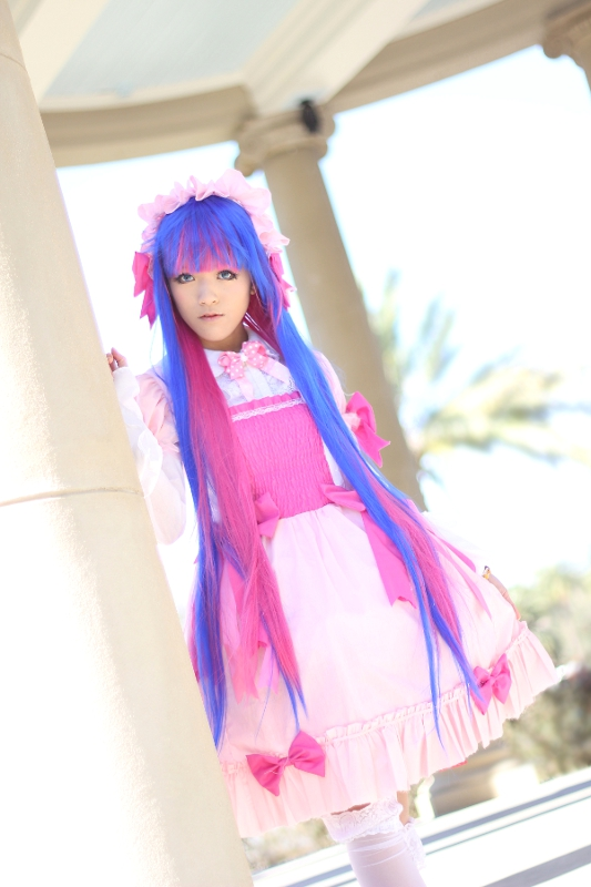 Pswg-Stocking Lolita Cosplay by Lycorisa
