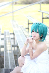 Macross Frontier-Ranka Lee Cosplay by Lycorisa