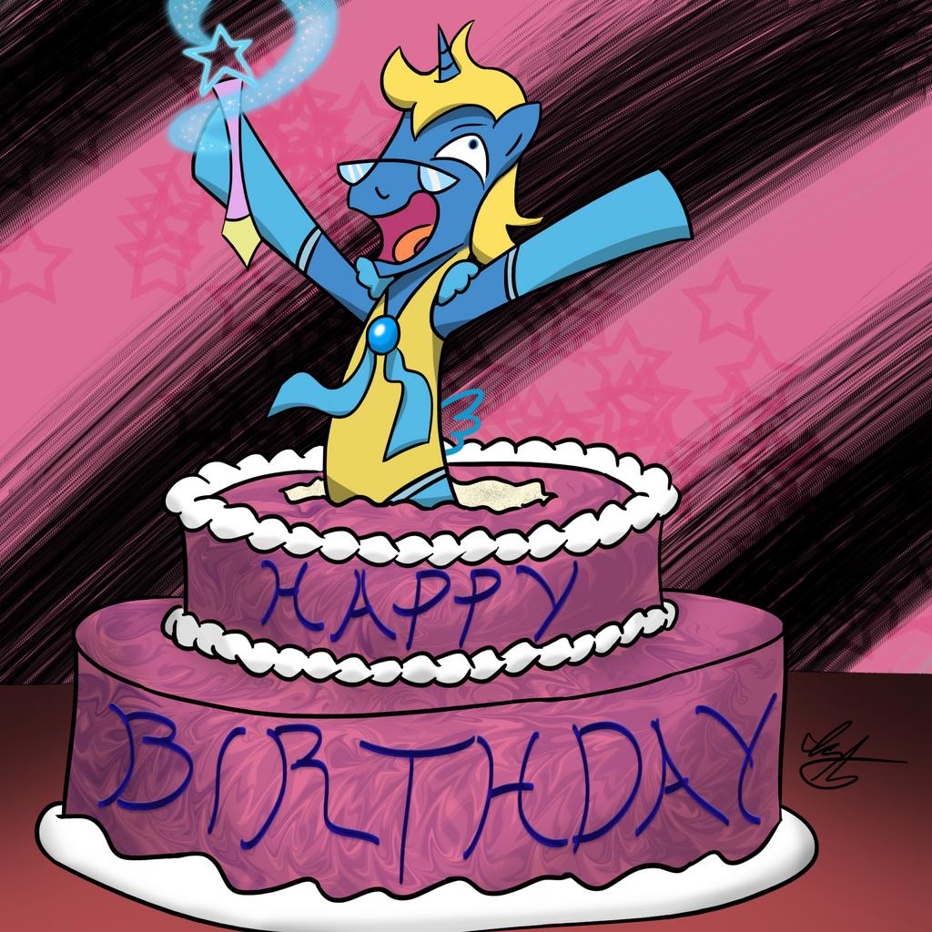 Happy Birthday Bunnimator by stewi0001