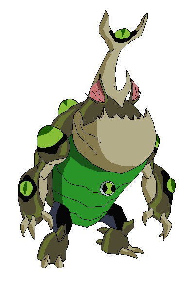 Ben 10 Alien Fusion Submited Images