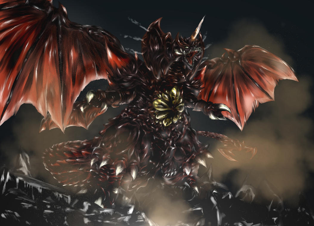 Destoroyah3 by mcdouglass on DeviantArt - 136.1KB