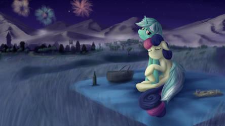 Lyra And BonBon