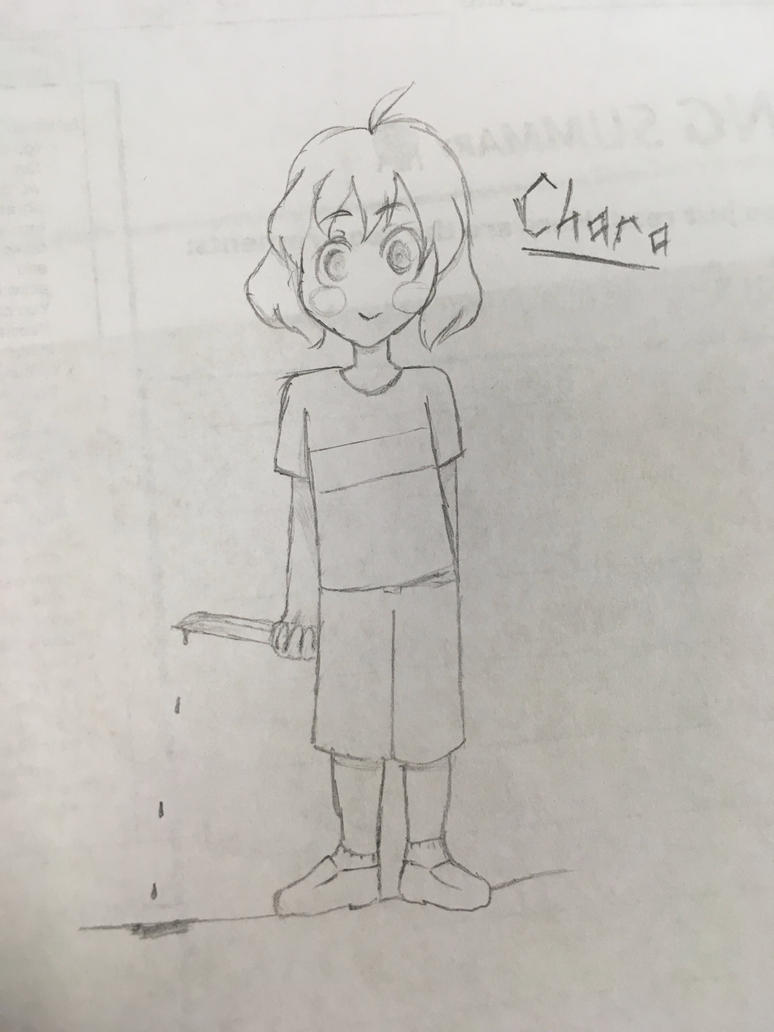 Chara by zia5