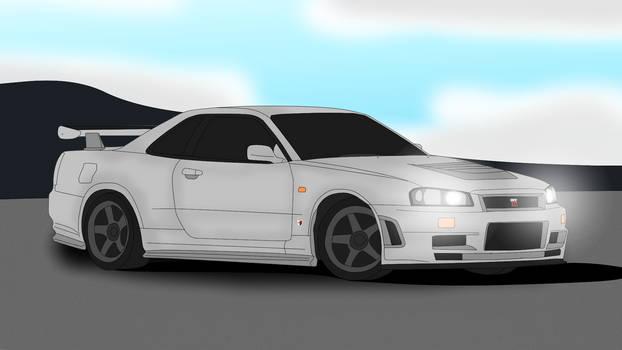 Nismo Skyline GT-R Z-Tune