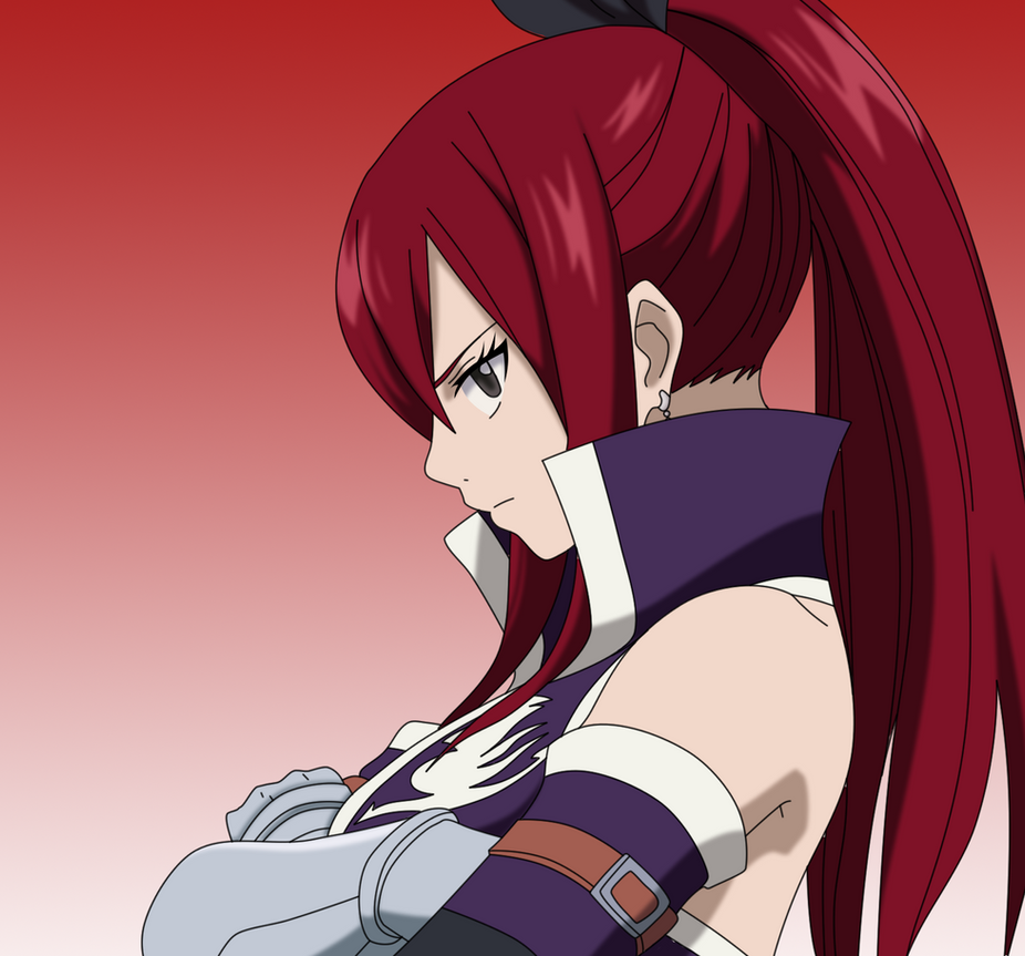 Erza Scarlet Wallpaper: Erza Scarlet By Yoshida31 On DeviantArt