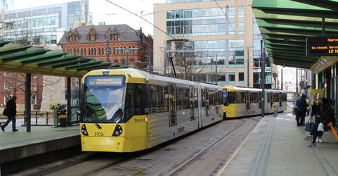 Manchester Trams to Rochdale by electronincantation