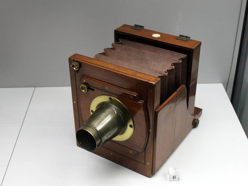 Victorian Camera, MOSI by electronincantation
