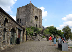 Clitheroe Castle Tower
