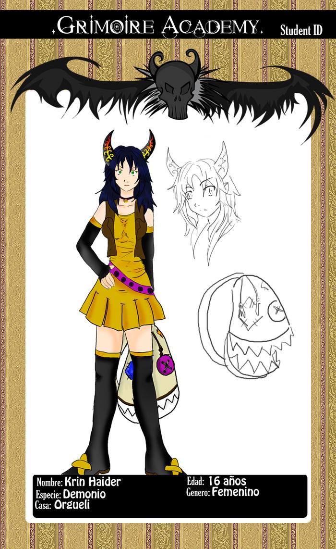 Grimoire_Academy_Ficha_Krin by BrassYumiru