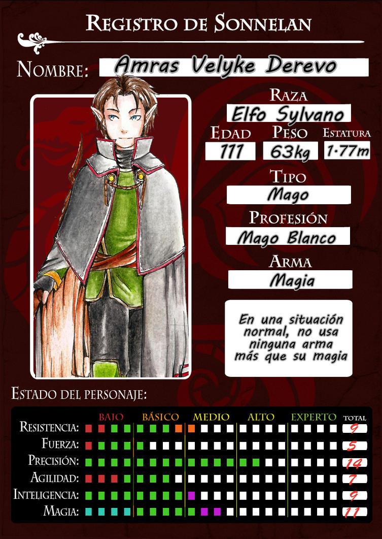 EV: Amras Velyke V2 by BrassYumiru