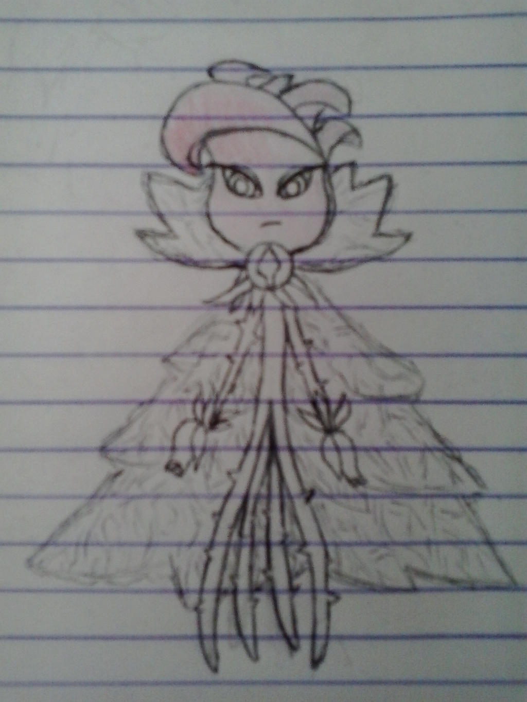Hero flo concept drawing wip by showlover on deviantart for How to draw flo