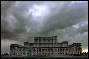 Palace of the Parliament by d2ay