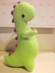 Big Dino by radtastical