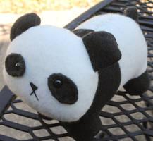 Panda by radtastical