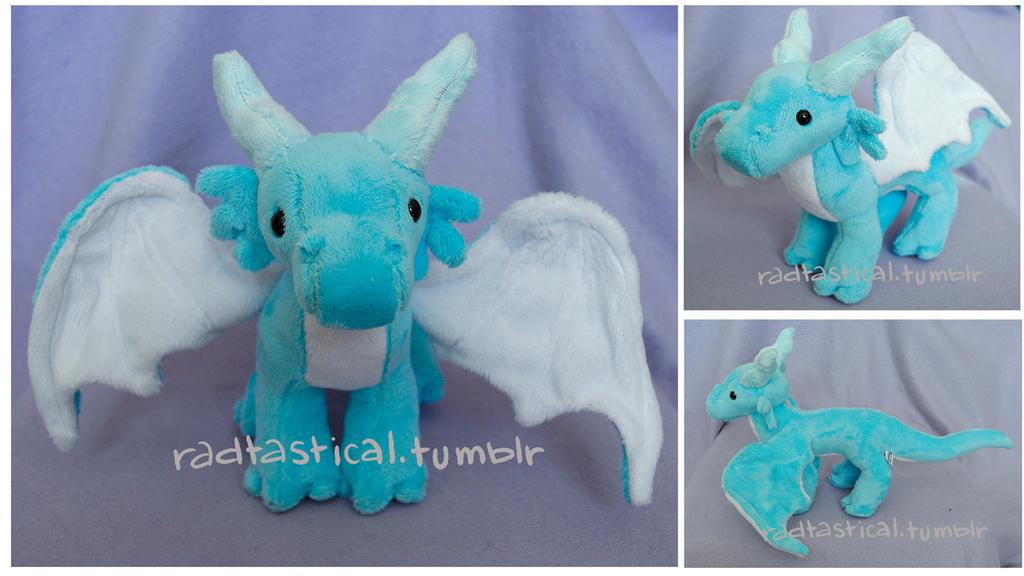 Ice Dragon by radtastical