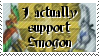 Smogon support by Leetys-Stamps