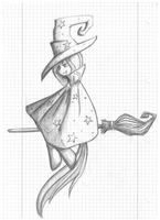 Trixie the Witch by BenjiK