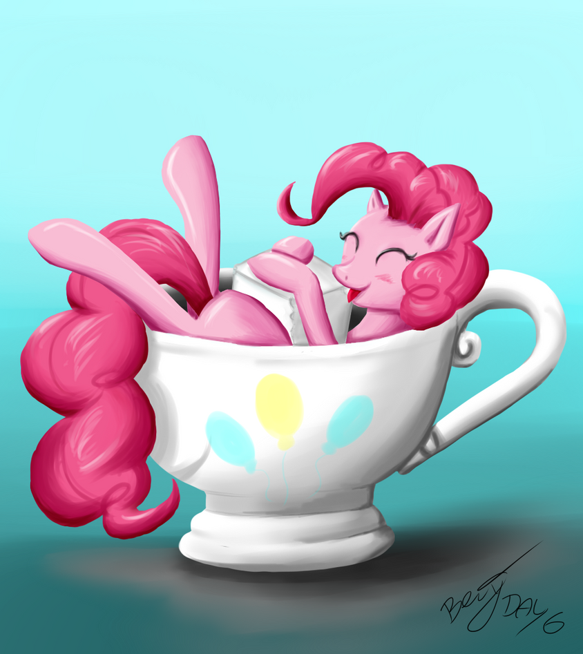 ATG3 Day6 - Pinkie Cup by BenjiK