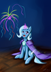 ATG3 Day12 - Filly Trixie performing